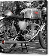 Original Cafe Racer Acrylic Print