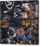 Orlando Magic V Cleveland Cavaliers Acrylic Print