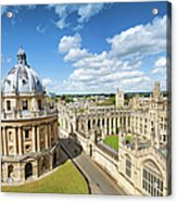 Oxford, Uk Acrylic Print