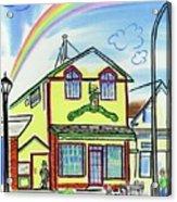 Paddy's Pub Acrylic Print