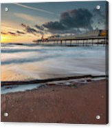 Paignton Pier Acrylic Print