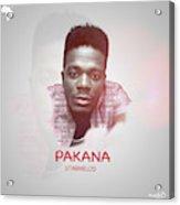 Pakana Artwork Acrylic Print