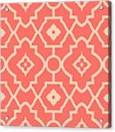 Pantone Pattern Acrylic Print