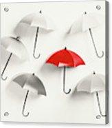 Parasol Pop Acrylic Print