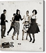 Party Acrylic Print