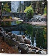 Peaceful Yosemite Acrylic Print