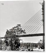 Penobscot Narrows Bridge And Observatory Acrylic Print