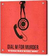 Perfect Murder Acrylic Print
