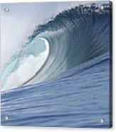 Perfect Wave Acrylic Print