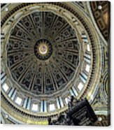 Peter's Dome Acrylic Print
