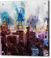 Philadelphia, Pennsylvania - 01  Acrylic Print