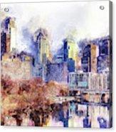 Philadelphia, Pennsylvania - 04 Acrylic Print