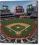 Philadelphia Phillies V. New York Mets Acrylic Print