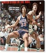Phoenix Suns Alvan Adams, 1976 Nba Finals Sports Illustrated Cover Acrylic Print