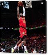 Phoenix Suns V Atlanta Hawks Acrylic Print