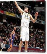 Phoenix Suns V Indiana Pacers Acrylic Print
