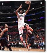 Phoenix Suns V La Clippers Acrylic Print