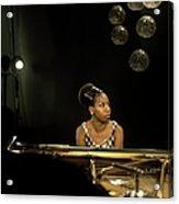 Photo Of Nina Simone Acrylic Print