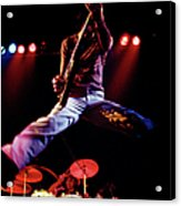 Photo Of Who And Keith Moon And Pete Acrylic Print