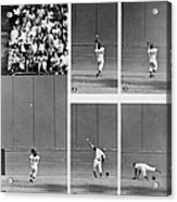 Photo Sequence Willie Mays Makes His Acrylic Print