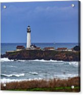 Pigeon Point Light Station In San Mateo County Ca Acrylic Print