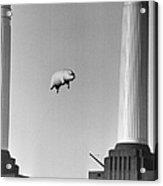Pink Floyds Pig Acrylic Print