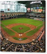 Pittsburgh Pirates V Houston Astros Acrylic Print