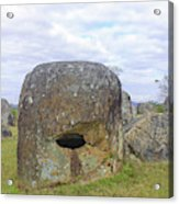 Plain Of Jars Acrylic Print