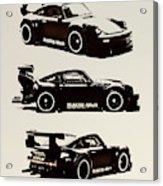 Porsche Rwb 930 Acrylic Print