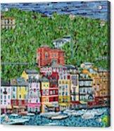 Portofino, Italy Acrylic Print
