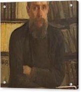 Portrait Of Kostichev Acrylic Print