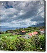 Portugal, Azores, Pico Island, Cabritos Acrylic Print