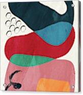Positive Colors 8 Acrylic Print