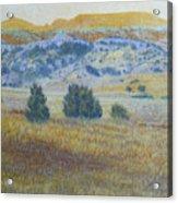 Prairie Realm Of West Dakota Acrylic Print