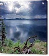 Priest Lake Light Acrylic Print