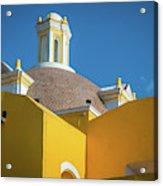 Puebla Library Acrylic Print