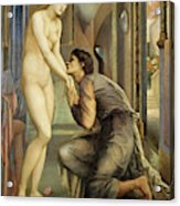 Pygmalion And The Image, The Soul Attains - Digital Remastered Edition Acrylic Print