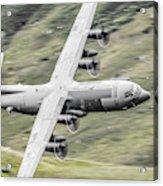 Raf C-130 Hercules 1 Acrylic Print