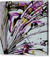 Rake Acrylic Print