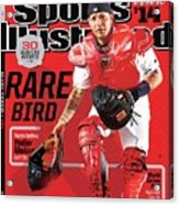 Rare Bird 2014 Mlb Baseball Preview Issue Sports Illustrated Cover Acrylic Print