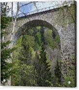 Ravenna Gorge Viaduct 05 Acrylic Print