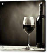 Red Wine Acrylic Print