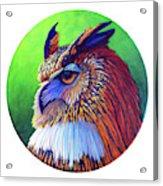 Regal Gaze Acrylic Print