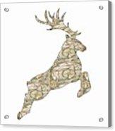 Reindeer - Holiday - North Pole Acrylic Print