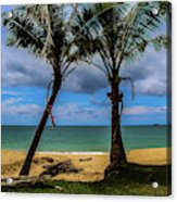 Relax Time Acrylic Print