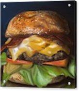 Renaissance Burger  Acrylic Print