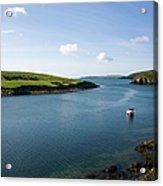 Republic Of Ireland, County Cork, Inlet Acrylic Print