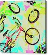 Retro Rides Acrylic Print