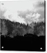 Rising Mist Acrylic Print