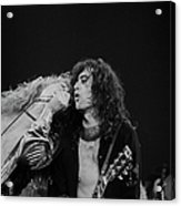 Robert Plant And Jimmy Page Acrylic Print